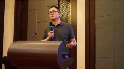 边缘计算产业联盟需求与架构组主席、华为技术有限公司网络产品线首席产业规划专家史扬.JPG