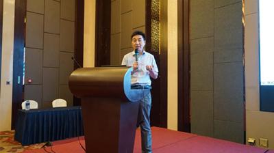 沈阳新松机器人自动化股份有限公司中央研究院副院长杨奇峰.JPG