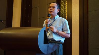 石化盈科信息技术有限责任公司中央研究院副院长谌湘临.JPG