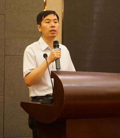 边缘计算产业联盟技术与标准组主席、中国科学院沈阳自动化研究所研究员曾鹏.jpg